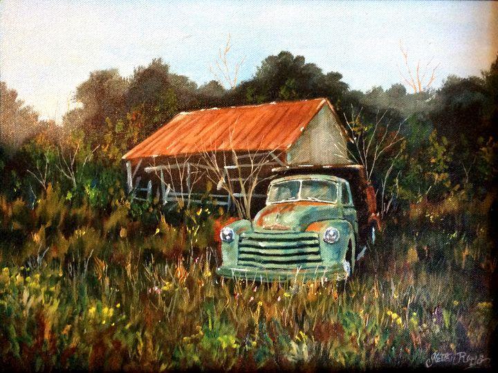 Retired - Steven Riggs Gallery