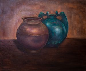 Rustic Loft Jars