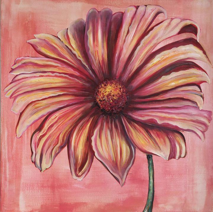 Paper flower - Art&Light