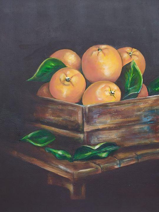 Oranges - Art&Light
