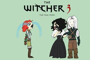Witcher 3 The True Story