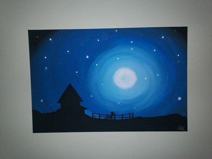 """""""A Starry Light"""" - Devan"""