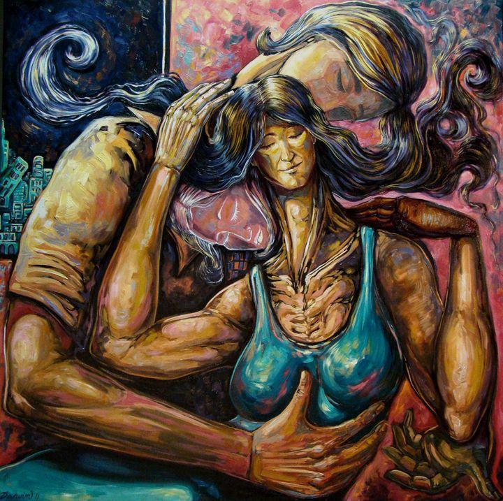 The Hidden Truth - Darwin Leon Fine Art