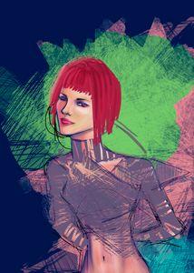 Explosive Girl - Isidora's