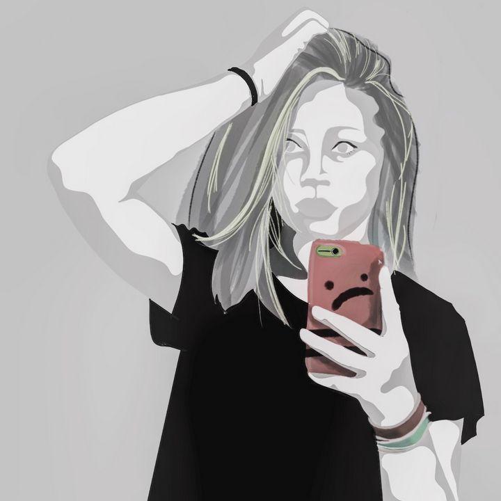 Portrait - Some Art by Jess