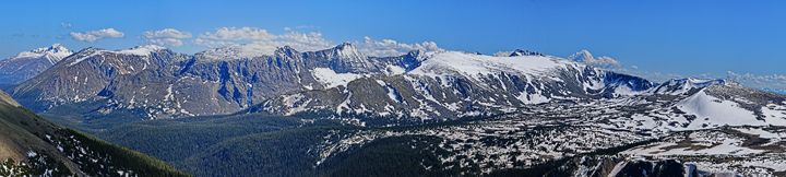 Rocky Mountains - Ad Astra Images