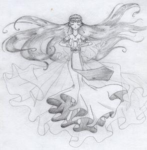 The Wind Goddess