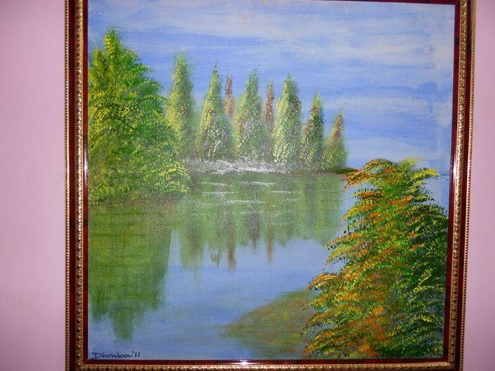 landscape - Dhrubajyoti