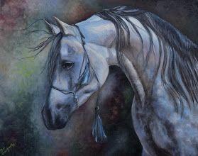 Arabian Garden - Jodi Dougherty Art