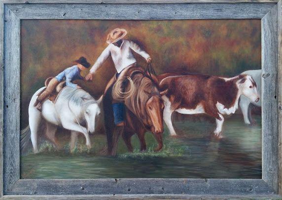 The Crossing - Jodi Dougherty Art