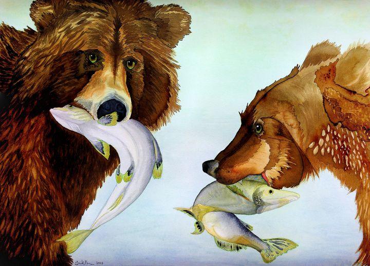 Feast - Jodi Dougherty Art