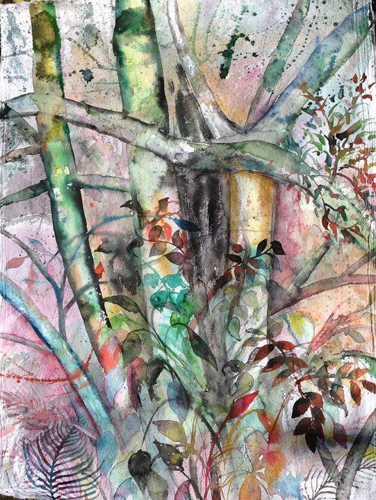 watercolour 1 - Sahaja Kunkunate