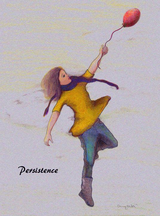 Persistence - Sherry Elliott Pope