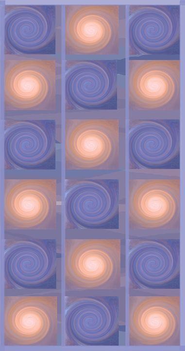 Spirals - Sherry Elliott Pope