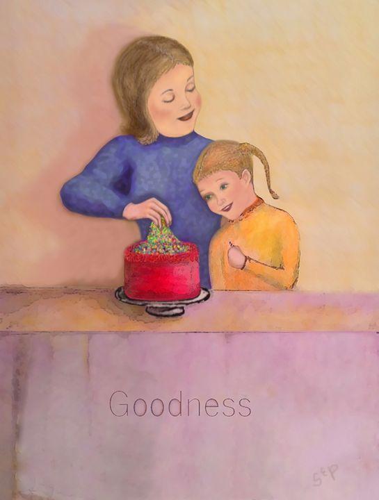 Goodness - Sherry Elliott Pope