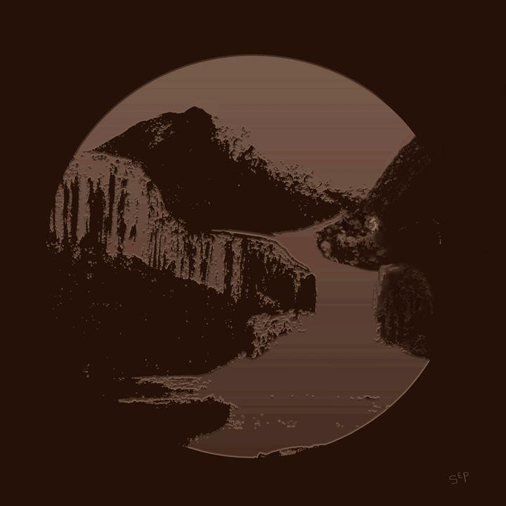 Tintype Landscape - Sherry Elliott Pope