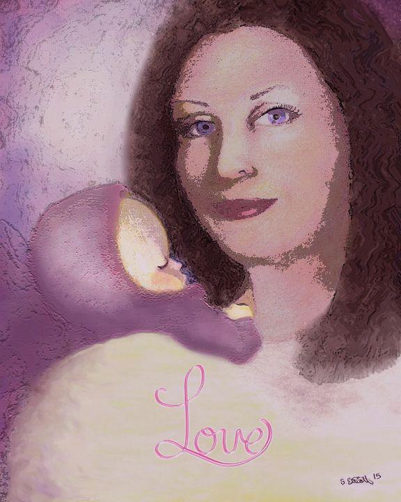 Love - Sherry Elliott Pope