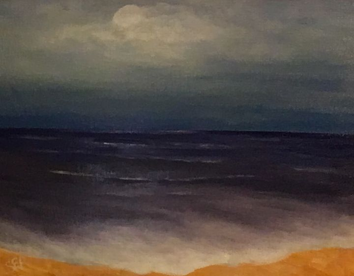 Evening Tide - Sherry Elliott Pope