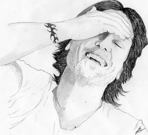 Keith Urban Portrait 2
