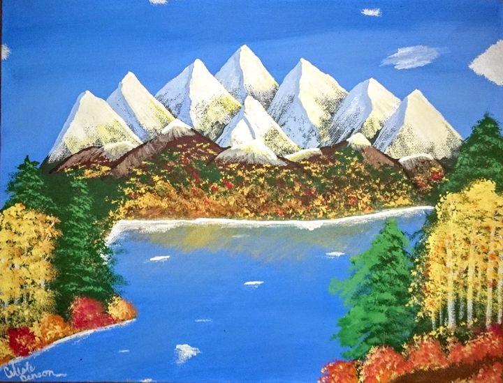 Fall Mountain - Celeste Denson