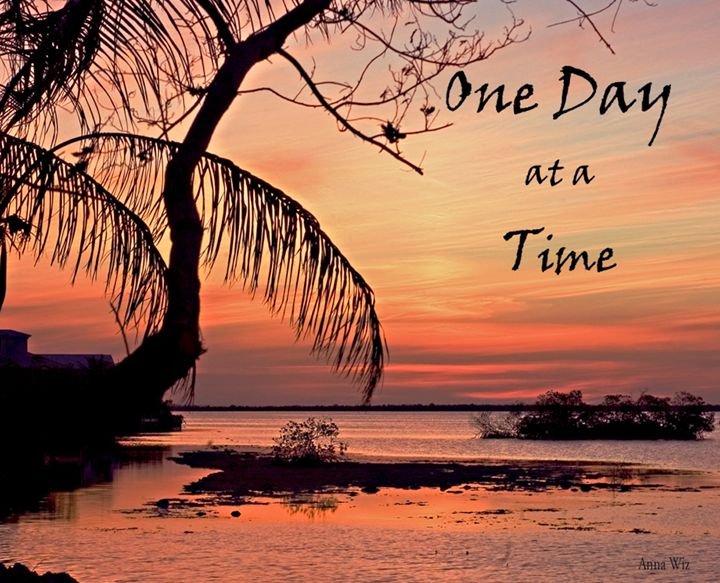 One Day at a Time Sunset - Key West Images