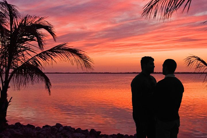 Love in the Sunset - Key West Images