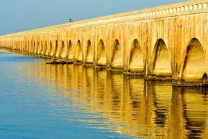 Old Seven-Mile Bridge, Florida Keys