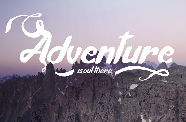 Adventure - Emily Marie Design