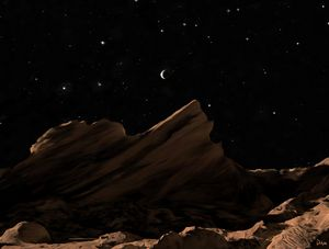 Vasquez Rocks, Southern California