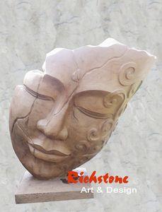 buddha mask - Richstone