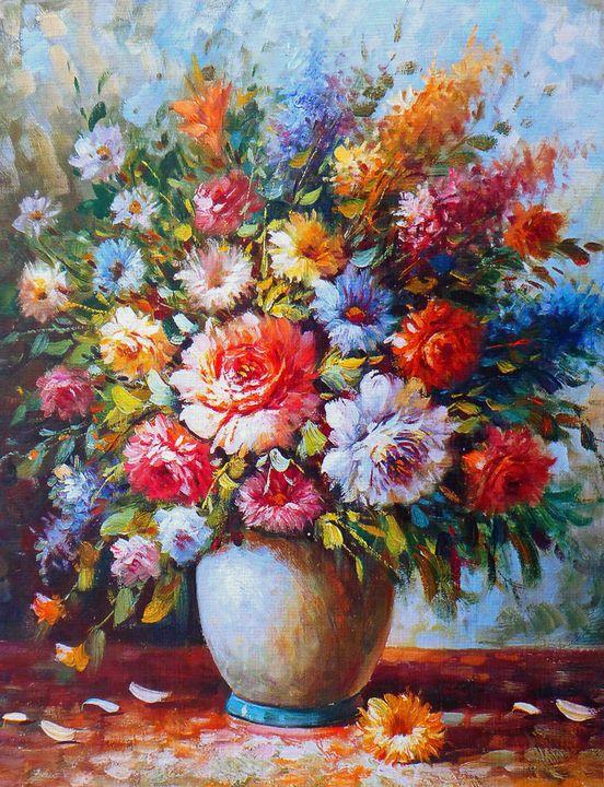 Flowers - An artistic gift