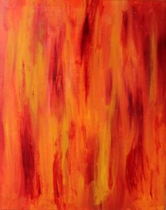 Untitled (Flame)