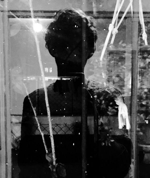 """Reflection of the universe."" - Pablo Martinez"