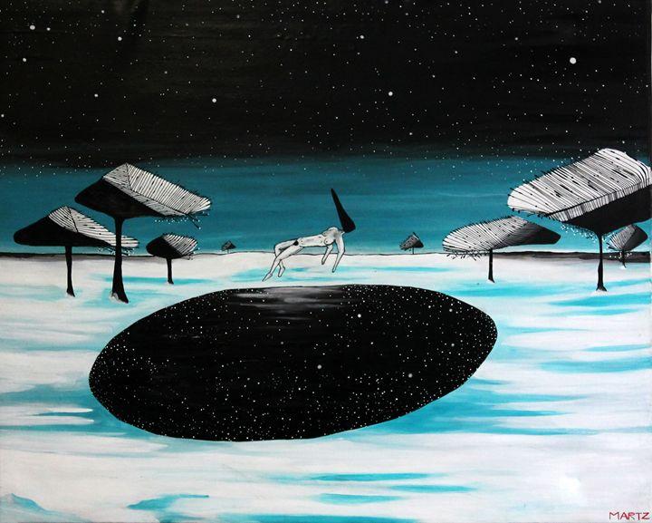 El hombre y el agua - Pablo Martinez