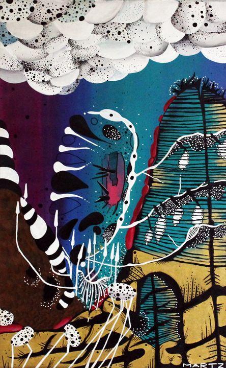 Frontera - Pablo Martinez
