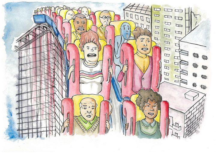 Rollercoaster - Rushnah Atiq
