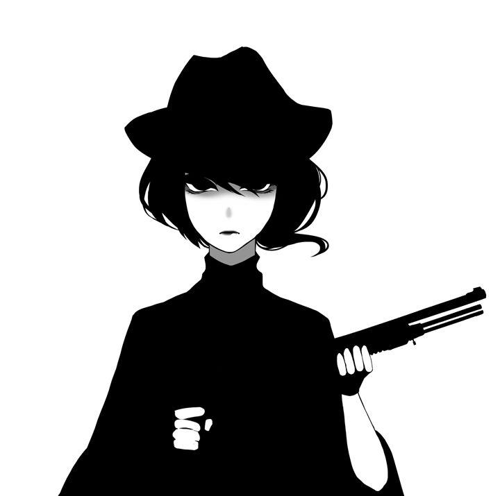 Ghost Black - Hyakkin