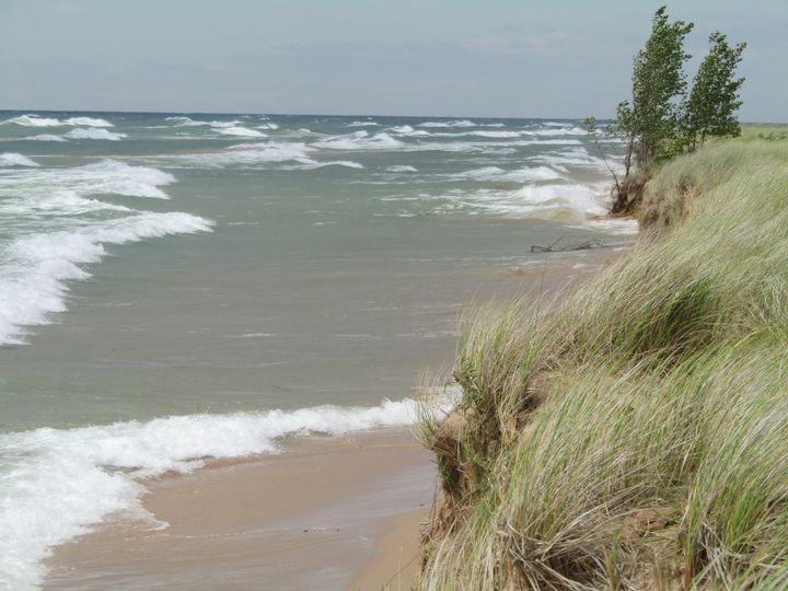 Ludington Beach - Amy Maliborski