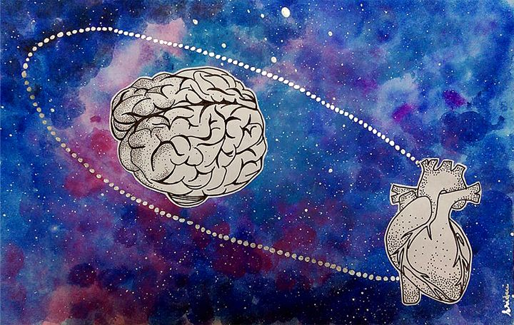 Mind over heart - Devi