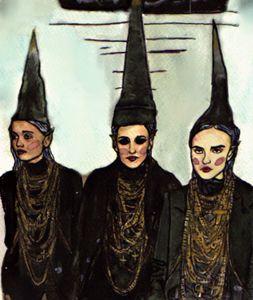 Occult Wymen Print
