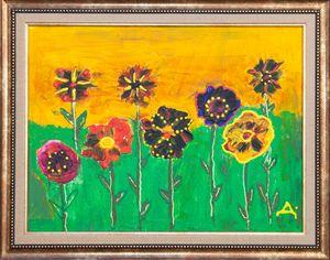Summer flowers - Цветята на лятото