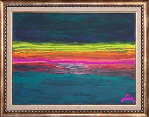 Цветна река - Colourful river