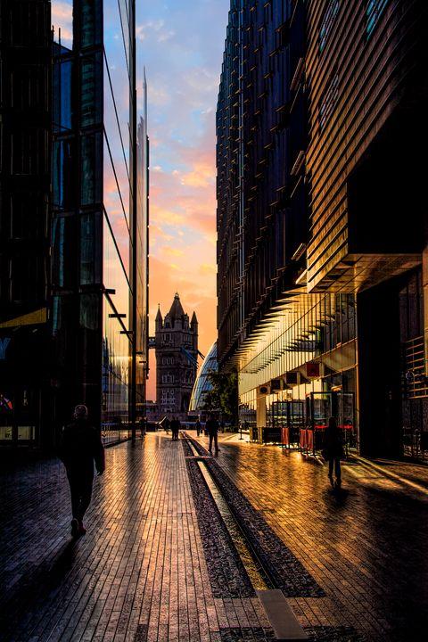 London Sunrise - Chris Thaxter Photography