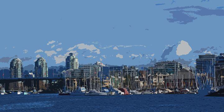 City Marina - Michael Klerck