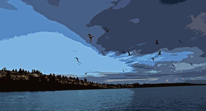 Bird Frenzy - Michael Klerck