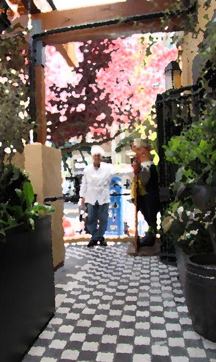 Chef Alley - Michael Klerck