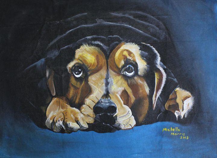 Puppy dog eyes - M3Arts
