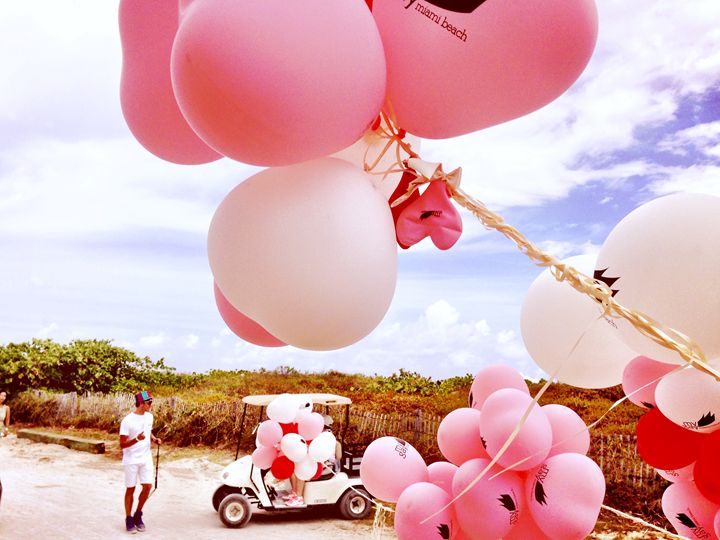 Pink Balloons - MarcSchmidtPhotography
