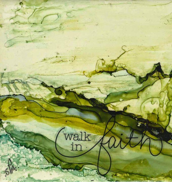 Walk In Faith - AdagioArt