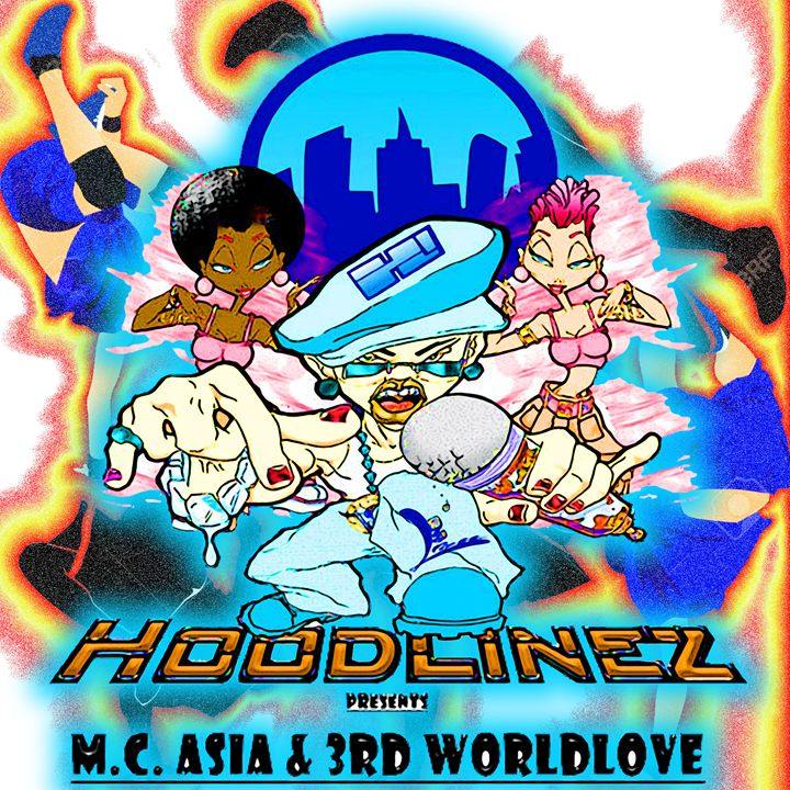 MC ASIA AND 3RD WORLD LOVE - DIVERSIFIED DESIGN CONCEPTS